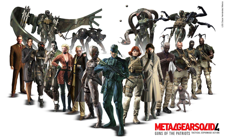 Rumor] La trilogía de Metal Gear Solid llegara en HD